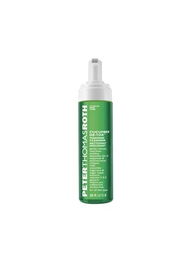 Peter Thomasroth Peter Thomas Roth Cucumber Detox Foaming Cleanser 200ml Renksiz